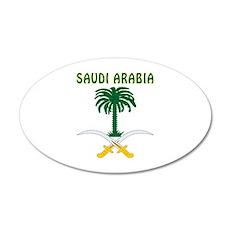 Saudi Arabia Coat of arms Wall Decal
