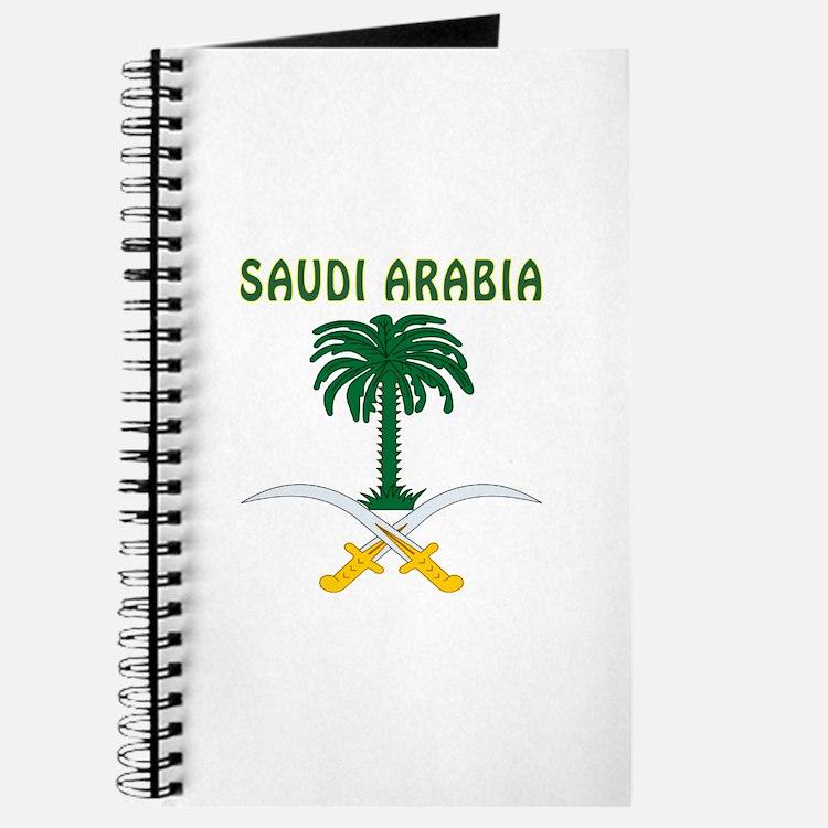 Saudi Arabia Coat of arms Journal