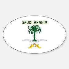 Saudi Arabia Coat of arms Decal
