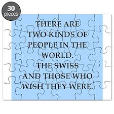 swiss Puzzle
