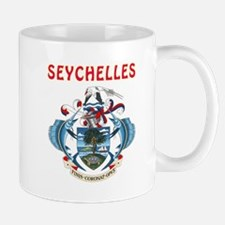 Seychelles Coat of arms Mug