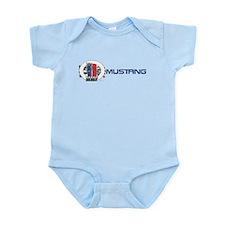 Mustang Logo 2013 Infant Bodysuit