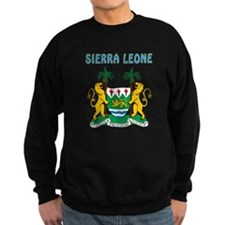 Sierra Leone Coat of arms Sweatshirt
