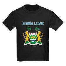 Sierra Leone Coat of arms T