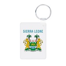 Sierra Leone Coat of arms Keychains