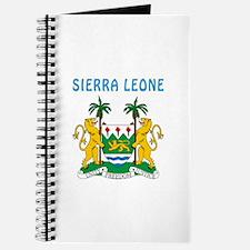 Sierra Leone Coat of arms Journal