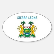 Sierra Leone Coat of arms Decal