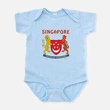 Singapore Coat of arms Onesie