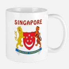 Singapore Coat of arms Mug