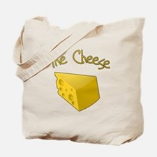 The Cheese Tote Bag
