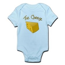 The Cheese Infant Bodysuit