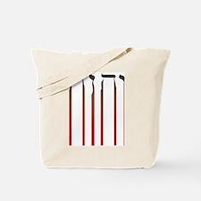 YHWH Bleed Tote Bag