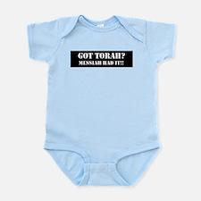 GOT TORAH? Infant Bodysuit