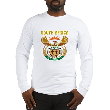South Africa Coat of arms Long Sleeve T-Shirt