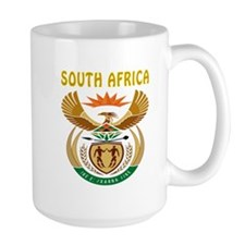 South Africa Coat of arms Mug