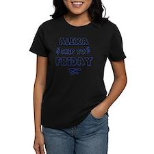Hockey Man Dog T-Shirt