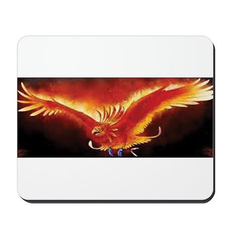 The Phoenix Mousepad