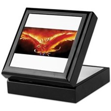 The Phoenix Keepsake Box