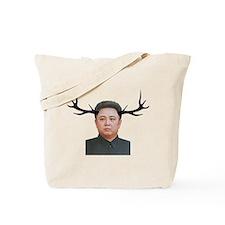 The Deer Leader Tote Bag