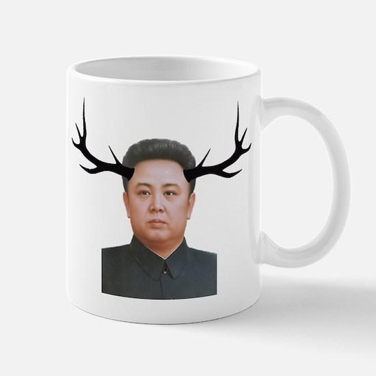 The Deer Leader Mug