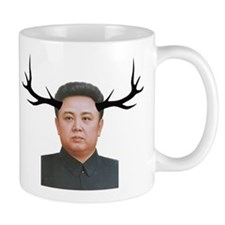 The Deer Leader Mug