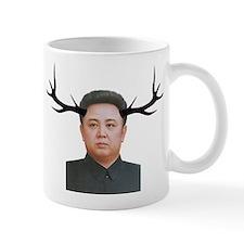 The Deer Leader Small Mug
