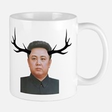 The Deer Leader Small Small Mug