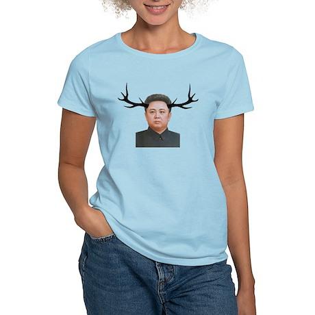 The Deer Leader Women's Light T-Shirt
