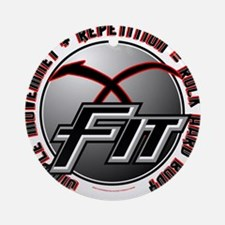 X-Fit 2 Ornament (Round)