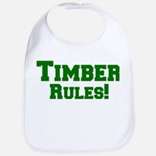 Timber Rules! Bib