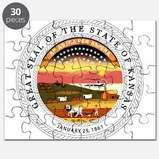 Great Seal of Kansas Puzzle