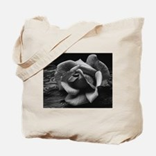 Ansel Adams Rose And Driftwood Tote Bag