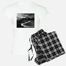 Ansel Adams The Tetons and the Snake River Pajamas