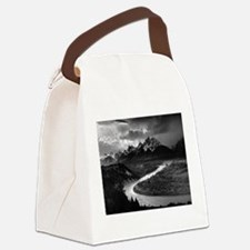 Ansel Adams The Tetons and the Snake River Canvas