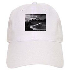 Ansel Adams The Tetons and the Snake River Baseball Cap