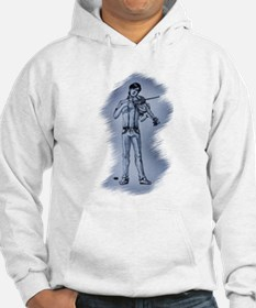 Romantic Boy (blue) Jumper Hoodie