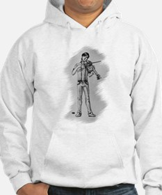 Romantic Boy (grey) Jumper Hoodie