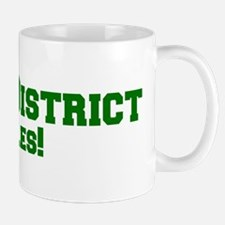 Pearl District Rules! Mug