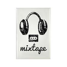 Mixtape Rectangle Magnet