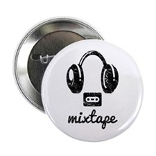 """Mixtape 2.25"""" Button"""