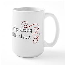 grumpy swirl.png Mug