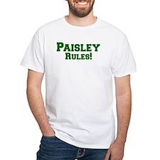 Paisley Rules! Shirt