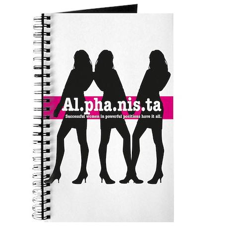Alphanista Journal