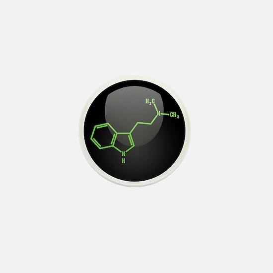 DMT Molecule Mini Button (100 pack)