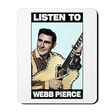 Webb Pierce Mousepad