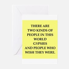 gypsy Greeting Cards (Pk of 20)