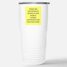 gypsy Stainless Steel Travel Mug