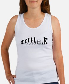 zombie evolution Women's Tank Top