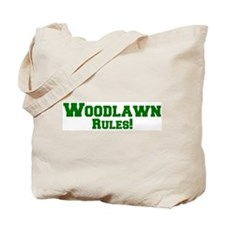 Woodlawn Rules! Tote Bag