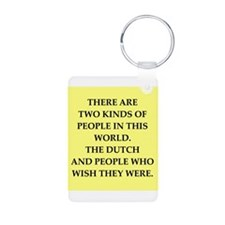 dutch Keychains
